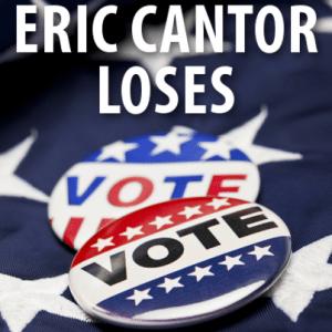 David Letterman: Top Ten Eric Cantor Excuses + Hillary Clinton
