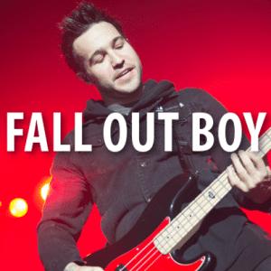 Today: Fall Out Boy Performance + Matt Lauer Wears Short Suit