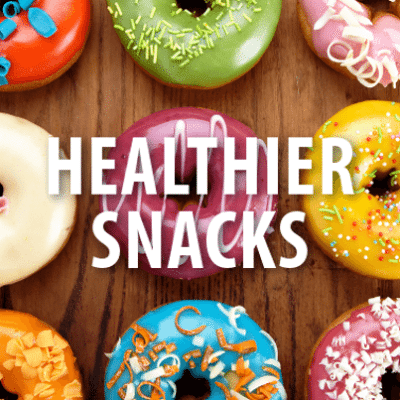 GMA: Dunkin' Donuts High Calorie Snack + What to Look For in a Snack