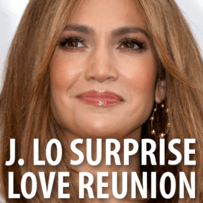 "Good Morning America: Jennifer Lopez ""First Love"" Couple Reunion"