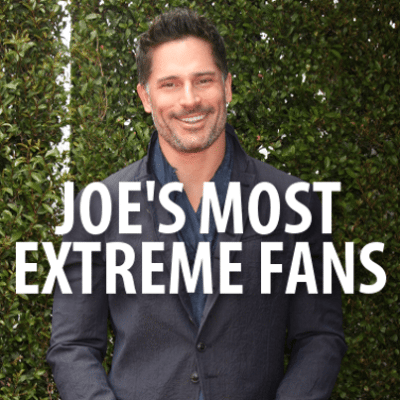 Wendy Williams: Joe Manganiello Fans, La Bare & True Blood Art