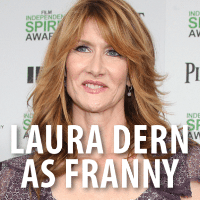 Kathie Lee & Hoda: Laura Dern as Franny in The Fault In Our Stars