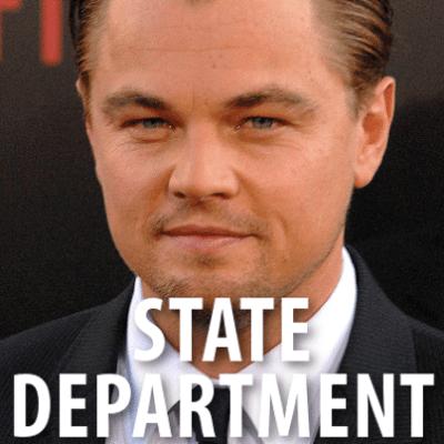 GMA: Leonardo DiCaprio State Department + World's Most Valuable Stamp