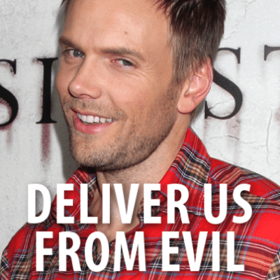 Today Show: Joel McHale Deliver Us From Evil & Is Community Returning?