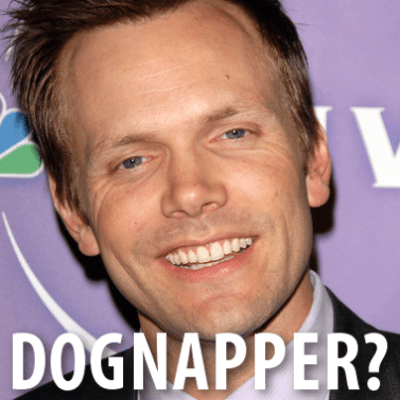 Today: Joel McHale Crashes Interview, Acts Like a Jerk & Steals Dog