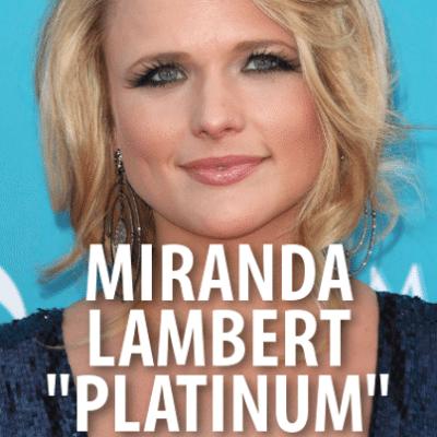 "GMA: Miranda Lambert ""Automatic"" Performance & New Album Platinum"