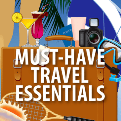 Travel Essentials: iPhone Glasses + Sephora Manicure Press Pods Review