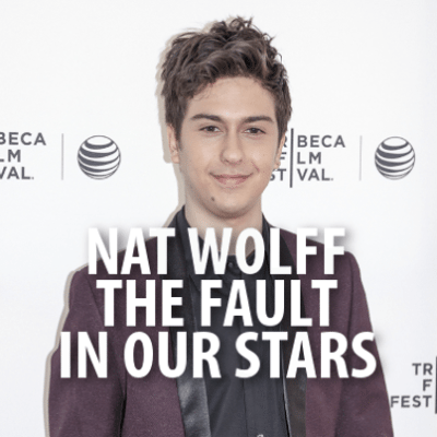 Kathie Lee & Hoda: Nat Wolff The Fault In Our Stars + Palo Alto Movie