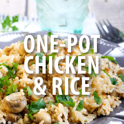 One-Pot Chicken And Brown Rice Recipes — Dishmaps