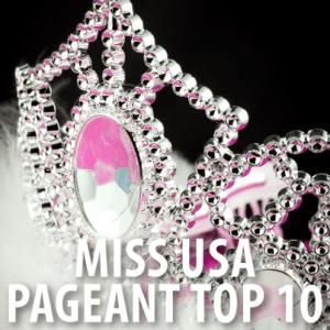 Nia Sanchez Top Ten Miss USA Pageant Mistakes + Bush Turns 90