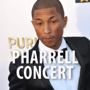 Today: Pharrell Williams Come Get It, Bae Performance & New Album Girl