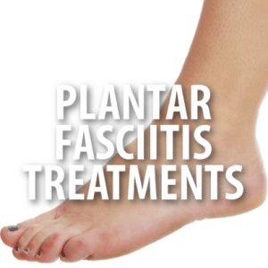 Plantar fasciitis treatment products