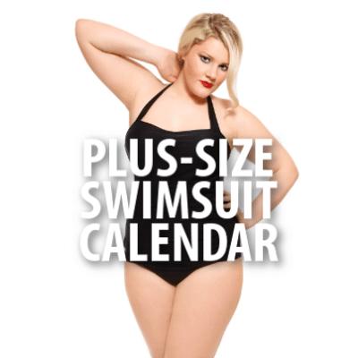 Today Show: Plus-Sized Swimsuit Calendar + Celebrity Public Apologies
