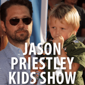 "Today: Jason Priestley ""Creative Galaxy"" + Fan of the Week"