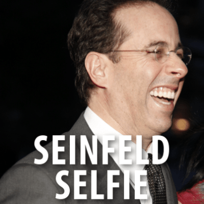 "GMA: Jerry Seinfeld Selfie + Queen of England to ""Game of Thrones"" Set"