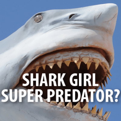 Today: Is There A Super Predator In The Ocean? Madison Stewart Sharks