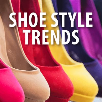 Today Show: New Metallic Heel Trend, Sassy Sandals & Platform Shoes