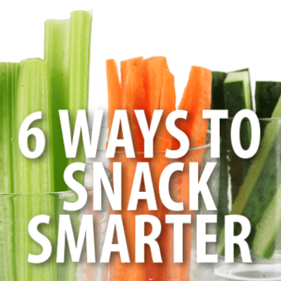 GMA: 6 Tips for Better Snacking + 'Eat It To Beat It' Review