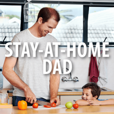 """Today: Stay-At-Home Dads On The Rise & Overcoming """"Mr. Mom"""" Stigma"""