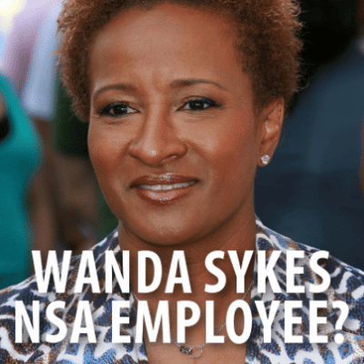 Today Show: Wanda Sykes Comedic Mentor & Former NSA Employee