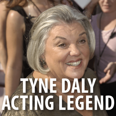 Tyne Daly Weight Loss Tyne daly said it's important