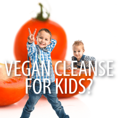 GMA: Vegan Cleanse Unsafe for Kids? + Eating Disorder Red Flags