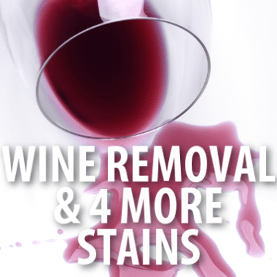 Kathie Lee & Hoda: Removing Stubborn Stains + Cleaning Trifecta