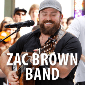 Today: Zac Brown Band + Google Employee's Daughter Asks for Day Off