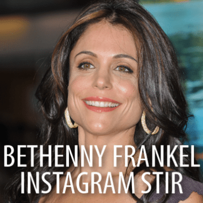 Bethenny Frankel Too Much of a Skinnygirl + Female Firefighter First