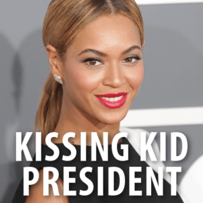 The View: Kid President Robby Novak Kissing Beyonce & New TV Show