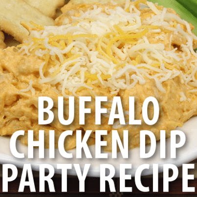 Today: Haylie Duff Buffalo Chicken Dip Recipe + Bacon Jalapeno Poppers
