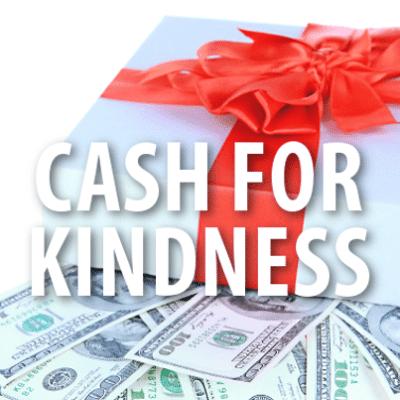 "Ellen: Cash For Kindness + Trip to Tokyo for ""47 Ronin"" World Premiere"