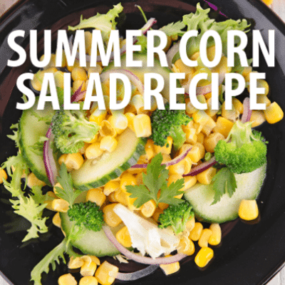 Wendy Show: Sunny Anderson Summer Corn Salad Recipe + Grilling Safety