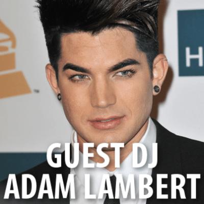 """Ellen: Adam Lambert Guest DJ + """"I'm Gonna Make You Dance Jams"""" Review"""