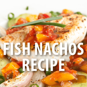 Rachael Ray: Mexican Fish and Chips Recipe | Fish Nachos + Warm Salsa