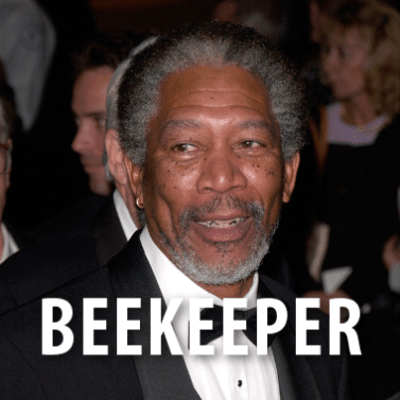 Kelly & Michael: Morgan Freeman Voice, Beekeeping + Lucy Review