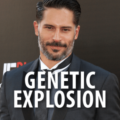 Joe Manganiello and Sofia Vergara Genetic Explosions? + #BuyMyBarina