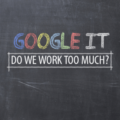 GMA: Google Co-Founder: We Work Too Much + J. Crew New Size