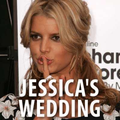 Jessica Simpson & Eric Johnson Wedding + Age Appropriate Exercise