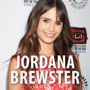 """""""Dallas"""" Jordana Brewster on Paul Walker Death + Filming Love Scenes"""