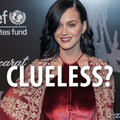 Good Morning America: Katy Perry in Clueless & National Nude Day