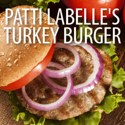GMA: Patti LaBelle Turkey Burger Recipe & Patti's Good Life Review