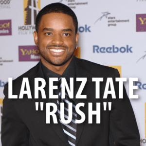 Wendy Williams: Larenz Tate Gun Hill BET Movie & USA Rush Review