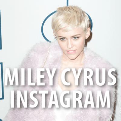 Wendy Williams: Miley Cyrus Instagram & Robin Williams Rehab