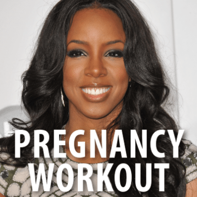 Wendy Show: Kelly Rowland Pregnant Workout & Taye Diggs New Girlfriend