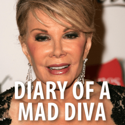 Joan Rivers will come by The Talk to discuss her new book and her recent walk out of a CNN interview. (s_bukley / Shutterstock.com)