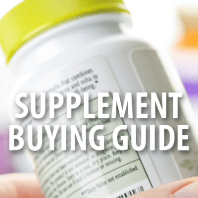 Dr Oz: Is Your Herbal Supplement Safe? Junk Herbs + Contaminants