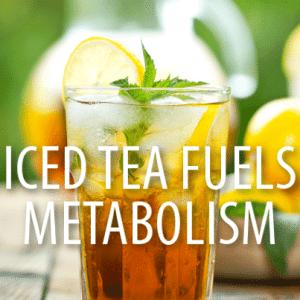 Dr Oz Iced Tea: Matcha with Kiwi Cubes, Mate Sun Tea, Turmeric + White