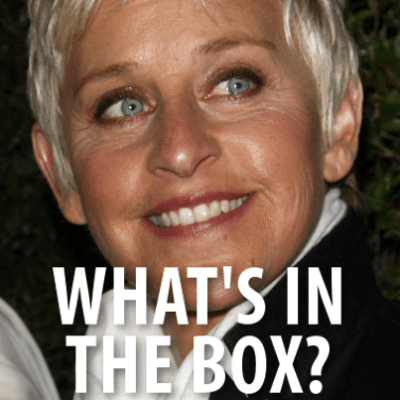 Ellen: Target, AmEx Gift Card Giveaways + Funny Yelp Business Reviews
