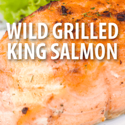 Kelly & Michael: Anita Lo Farm-To-Table Grilled King Salmon + Ragu